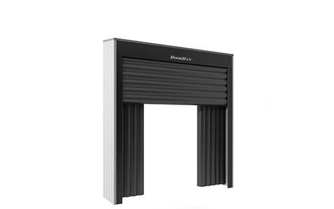 dock shelter doorhan